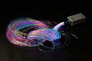 Duyusal Terapi Fiber Optik Aydınlatma