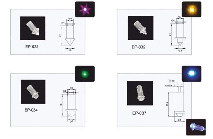 Fiber Optik kablo Sonlama Aksesuarı