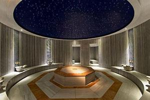 Hamam ve Sauna Fiber Optik Aydınlatma